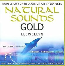 Natural Sounds Gold [New Age] by Llewellyn (CD, 2006, 2-Discs, Paradise Music)