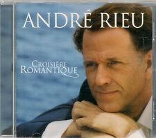 CD ALBUM 19 TITRES--ANDRE RIEU--CROISIERE ROMANTIQUE--2002