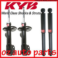 HOLDEN COMMODORE VZ SV6 & SS 2004-2006 FE2 F & R KYB STRUT & SHOCK ABSORBERS