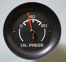 corvette oil pressure gauge - 1975-6 original restored