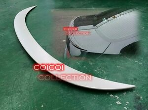 Painted BMW 12-17 F13 6-series coupe M6 type trunk spoiler color:668 Jet Black ◎