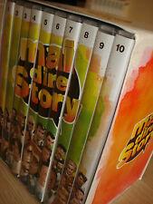 BOX COFANETT0 10 DVD MAI DIRE STORY 1 GIALAPPA'S BAND GOL GRANDE FRATELLO BANZAI