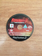 Burnout Revenge for PS2 *Disc Only*
