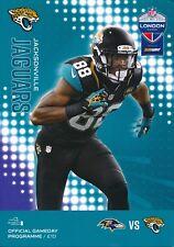 Nfl 2017 Jacksonville Jaguars v Baltimore Ravens @ Wembley Stadium