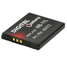 Akku für Canon Ixus Digital 145, 150, 155 Batterie ACCU NB-11L NB11L Li-ion