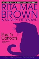Mrs. Murphy Mystery: Puss 'n Cahoots by Rita Mae Brown (2007, Hardcover)