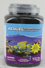 Acurel Extreme Activated Carbon Pellets for Aquariums Ponds 45 oz Fresh or Salt
