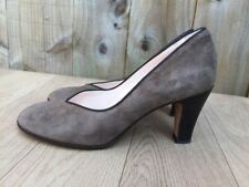 Hobbs Patternless Court Standard Width (D) Heels for Women