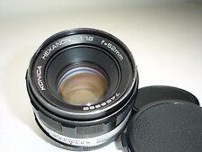KONICA HEXANON AR 52mm f1.8  lens  SN7468995