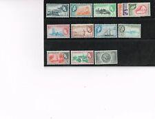 Barbados SC# 235-247 VF Mint OG Never Hinged