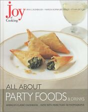 Joy of Cooking: All About Party Foods & Drinks by Irma S. Rombauer, Ethan Becker