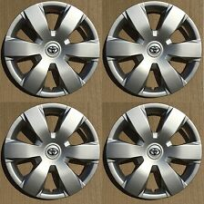 """Set of 4 16"""" Hubcaps Wheelcovers fits Toyota"""