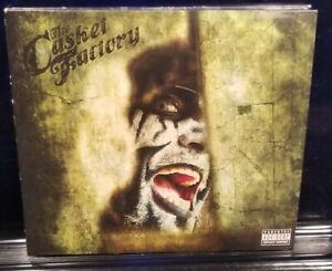 Blaze Ya Dead Homie - Casket Factory CD twiztid insane clown posse dark lotus
