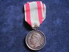 """Hessen Medaille""""Für Tapferkeit"""" aus silber am Band"""