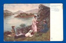 VINTAGE PC IRELAND: KERRY KILLARNEY Illustrated songs series posted 27.9.1905
