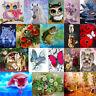 5D DIY Diamond Painting Animal Peacock Embroidery Home Decro Cross Crafts Stitc