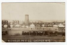 AMERICA, WYOMING, CASPER, MIDWEST REFINERY CO., RP