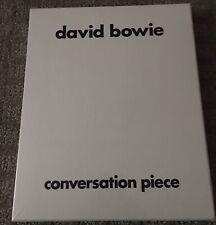 DAVID BOWIE Conversation Piece Box Set 5 CD +Hardcover Book NEW/MIB UK Import