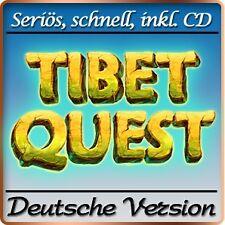 Tibet Quest Deluxe - PC-Spiel - 3-Gewinnt