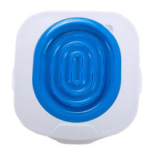 Cat Pet Toilet Seat Training Kit Blue Cleaning Supplies Accessories