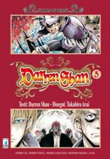 manga STAR COMICS DARREN SHAN NUMERO 5
