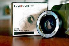 Fotodiox Pro Lens Mount Adapter - Minolta MD to Nikon F, Open Box