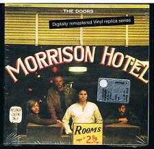 THE DOORS MORRISON HOTEL  VINYL REPLICA CD F.C. SIGILLATO!!!
