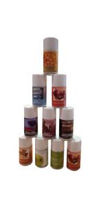 3 x Spray Refills 270ml Air Freshner Fits Most Dispensers 3000 Sprays - 30 Days