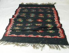 Navajo ? Handwoven Wool Southwestern Native American Rug Runner L1A
