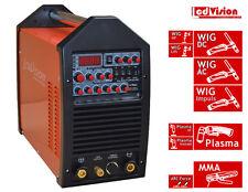 5in1 Multi-226 AC/DC Schweißgerät WIG TIG Puls AC/DC+ Stick + Plasmas 220A IGBT