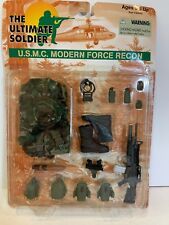 New The Ultimate Soldier-U.S.M.C Modern Force Recon Clothing and Accessories Set