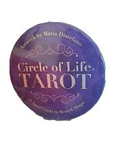 More details for circle of life tarot cards, new boxed and sealed