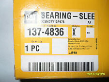 137-4836 BEARING-SLEE CATERPILLAR GENUINE!!!