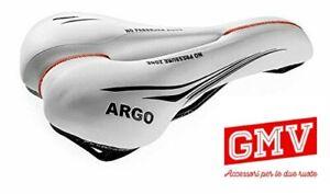 Sella MONTEGRAPPA ARGO Bici MTB - City Anti Prostata - Foro Centrale - Bianco
