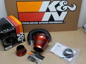 K&N RC-5052AR APOLLO Cold Air INTAKE SYSTEM for IMPORTS  INTERNATIONAL VEHICLES
