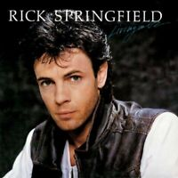 Rick Springfield - Living In Oz - Rock Candy CANDY 040 - (Musik / Titel: H-Z)