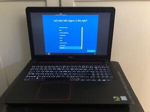 Dell Inspiron Gaming 15 i7-6700HQ, 12GB RAM, 128GB SSD, 500GB HDD, GTX960M