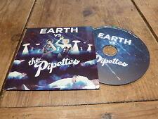 THE PIPETTES - EARTH VS THE PIPETTES !!!!!!!!!!!!!!!!!!!!!CD PROMO!!!!!!!!!