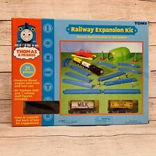 Thomas & Friends Tank Engine Tomy Railway Expansion Kit Diesel Train COMPLETE