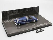 Minichamps 1:43 Horch 855 Special-Roadster  1938  dark blue L.E. 336 pcs.