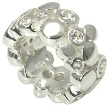 "Silber Ring ""Glamour"" (Sterling Silber 925)"