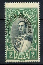 Albania 1928 SG # 256 2Q optd MH #A 30808