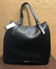 Nine West Aury Tote Bag Black Size Medium