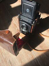 Vintage YASHICA A TLR 6X6CM CAMERA W/ ORIG.CASE
