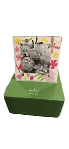 """KATE SPADE  New York  4x4"""" Picture Photo Frame..NWT!"""