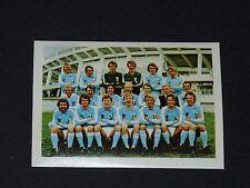 275 MALMÖ FF SVERIGE SUEDE UEFA C3 FOOTBALL BENJAMIN EUROPE 1980 PANINI