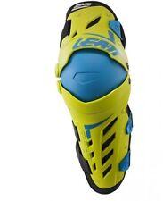 Leatt Paraginocchia Dual Axis calce Blu Enduro MX Ginocchiere Gr. XXL