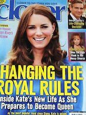 Duchess KATE Closer Magazine March 2016 Reba McEntire JOAN RIVERS