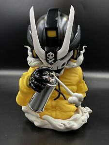 TEQ63 The Dragon Ravager Yellow Figure by Quiccs x Martian Toys TEQ 63 Free Ship