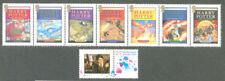 Harry Potter-Great Britain set + extra Netherlands stamp mnh